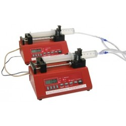 New Era NE-1000X Dual Continuous Infusion/Dual Syringe Pumps
