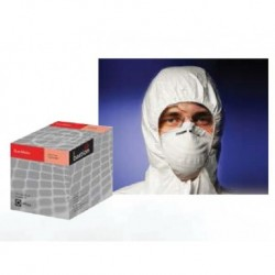 Bastion-Dust Mask, White - Carton/1000