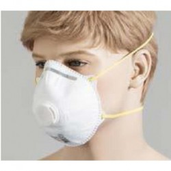 Bastion-P1 Respirator, with Valve - 12 pcs/pkt