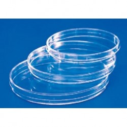 APTACA-Petri dish, clear polystyrene, 120mm, with lid, polystyrene, sterile-pkt/10/320/ctn
