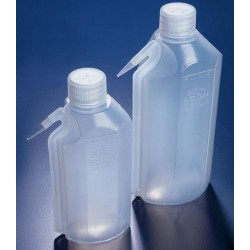 Wash Bottle-Polypropylene, fixed jet type-250mL