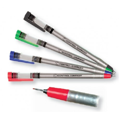Control-Company-Scientific Technical Pens - 0.2mm Blue (6-Pack)