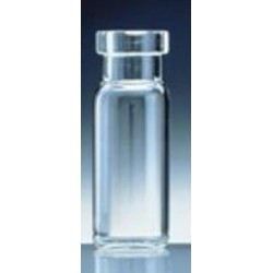 Alltech-2.0mL LO (Large Opening) Clear Vial, 12x32mm, 11mm Crimp -pkt/100
