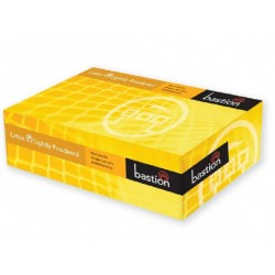 Bastion-Latex, Lightly Powdered, Smooth Texture, Large - Box/100