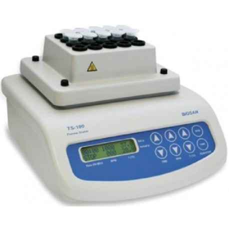 Bsan TS-100, Thermo–Shaker for Microtubes and PCR plates