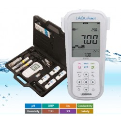 Horiba LAQUA Handheld Water Quality Meters