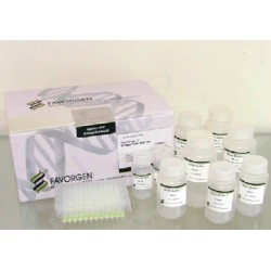 Favorgen 96-well Total RNA Kit  (10 plates)