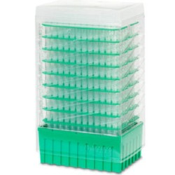 Rainin Green-Pak Space saver 100-1000µL LTS Tip Cone Pipette Tips-per/(8 x 96)