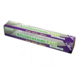 Aluminum Foil Roll, 10 MIicron, 150meter X 44cm, each