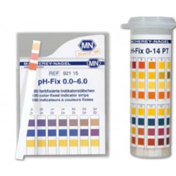 Macherey Nagel Indicator Test Strips