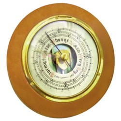 Barometer-Aneroid, Dial Type, 100mm, each.