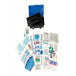 First Aid Kits - Standard Workplace Kit - In Plastic Case