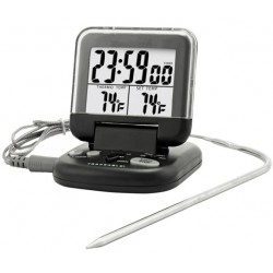 Traceable® Alarm Thermometer/Alarm Timer