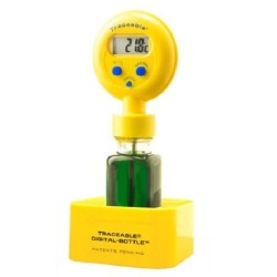 Control Company Traceable® Digital-Bottle™ Refrigerator/Freezer Thermometer