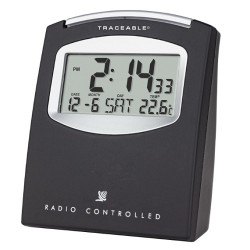 Workstation—Traceable® Radio-Controlled Atomic Clock
