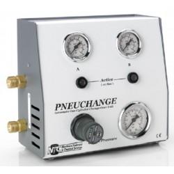 Pneuchange Gas Cylinder Change-Over Units