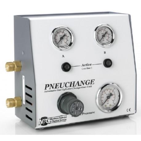 NTC Pneuchange Gas Cylinder Change Over Units