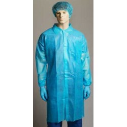 Bastion Disposable Labcoats