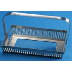 30 Slide Stainless Steel Staining Rack, each