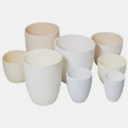 Ceramic Laboratory Crucibles
