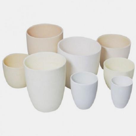Ceramic Laboratory Crucibles