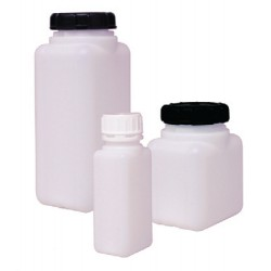 Labco Reagent Storage bottles. HDPE, heavy duty. Supplied with ring seal cap, each