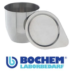 Crucibel, Nickel 99.5%, 1mm, lids sold separately