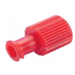 Combi Red Stopper Luer Lock Sterile-pkt/100
