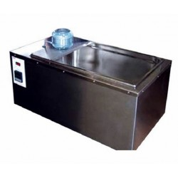 LABEC Constant Temperature Water Bath with a Top Mounted Stirrer