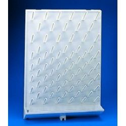 Kartell Drain Rack, 72 Pegs, 63 Height x 45 Length (cm)