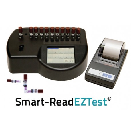 EZ-Test-Population detection 105 , Incubation 24 Hrs at 55-60oC pkt 100