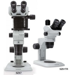 Olympus SZ Series Stereo Zoom Microscopes