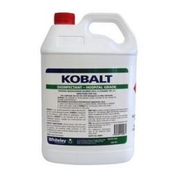 Kobalt Hosptal Grade Disenfectant 70% Ethanol, in 5L plastic container