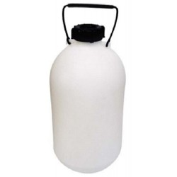 APTACA Carboy, 10L, Aptica brand, High density polyethylene with screw cap and without stopcock, each