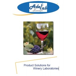 Product Solutions for Winery Laboratories