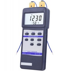 CC Double Traceable Thermometer