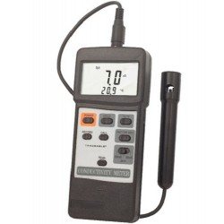 Control Company Traceable Dual-Display Conductivity Meter