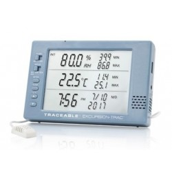 Control Company Excursion-Trac Datalogging Traceable Hygrometer