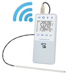 TraceableLIVE High-Temperature Datalogging Traceable Thermometer