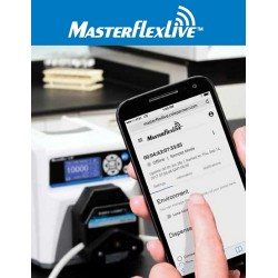 Masterflex® Cloud-Enabled Drives Featuring MasterflexLive™