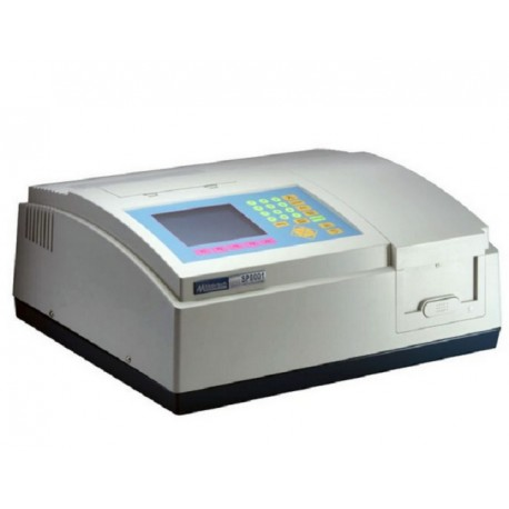 Metertech SP-8001UV-Vis Spectrophotometer