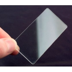 Coverglass for Sedgewick Rafter Counting Cells S50 & S52