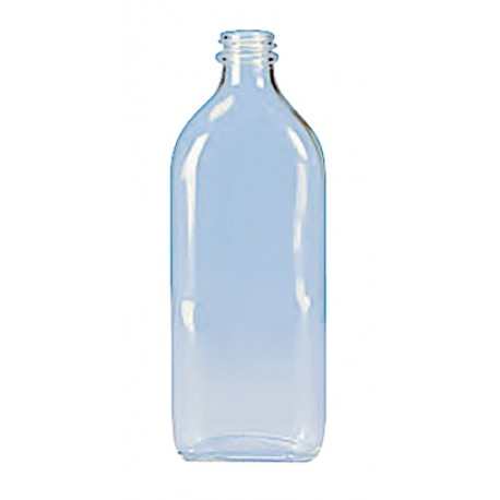 LABCO Bottle Oval 500mL