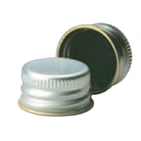 LABCO Cap Screw Aluminium Rubber Lined 24mm