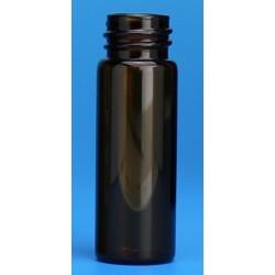 FINNERAN 6.0mL Amber Vial, 19x40mm, 15-425mm Thread, pkt/100