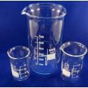 Beakers Glass Tall form