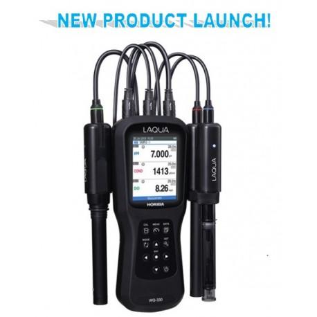 Horiba LAQUA WQ-300 Series Smart Handheld Meters -New Product!