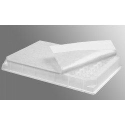 Axygen Breathable Sealing Film for Tissue Culture & Deep Well Plates, Sterile,