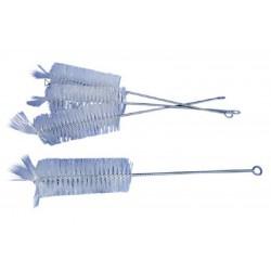 Technos Bottle/Flask Brush, 140mm bristle length, 40mm bristle diameter, overall length, 300mm