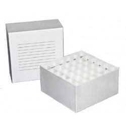 Biologix 15mL & 50mL Freezer Cardboard Storage Boxes